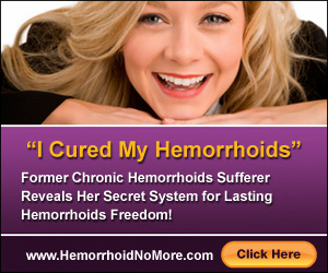 Hemorrhoid No More