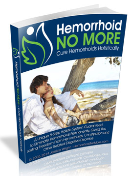 Hemorrhoid No More� - Hemorrhoids Cure Book